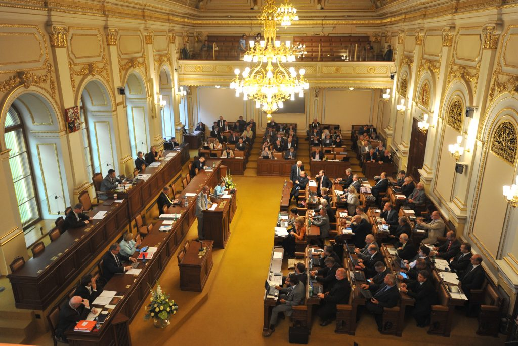 Projev ve sněmovně k návrhu novely zákona o nemocenském pojištění